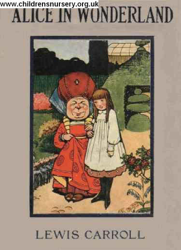 alice in wonderland online books