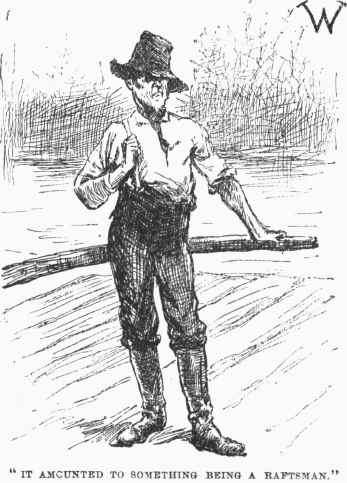 the question of whether huck finn is too mature Huckleberry finn: history strategy  too mark twain,  decide as to the abstract question whether slavery may or may not go into a territory under the.